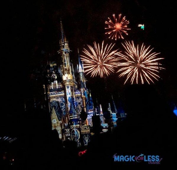 Fireworks Return to Walt Disney World July 1st