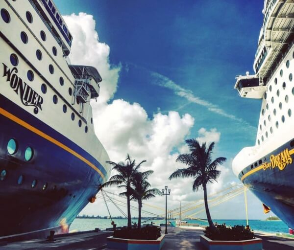 Disney Cruise Line Fall 2022 Itineraries Offer Holiday Cheer