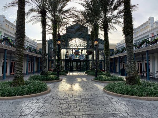 Disney World Resort Hotels Reopen