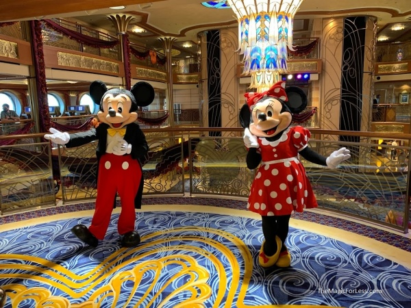 Disney Cruise Line 2023 Itineraries