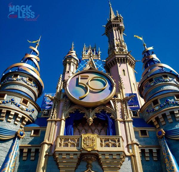 Top Ten Reasons to Visit Walt Disney World During its 50th Anniversary Celebration!