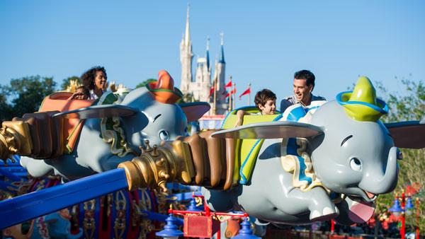 Disney S Magic Kingdom Theme Park Walt Disney World