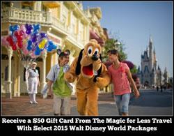 2015 Walt Disney World Vacation Packages #WDW #Disney #Travel
