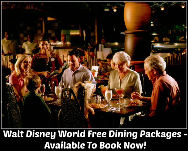 Special offers and discounts for walt disney world vacations How to get free dining at disney