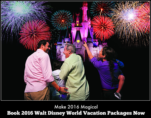 Special offers and discounts for walt disney world vacations