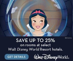 Walt Disney World Resort Savings