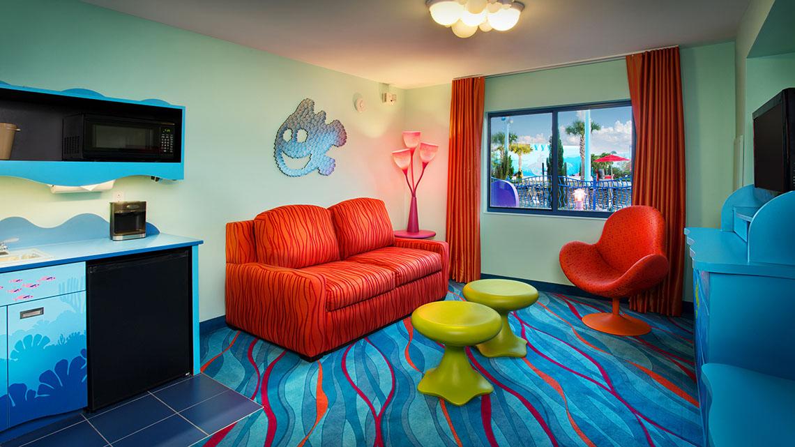 Disney S Art Of Animation Resort At Walt Disney World