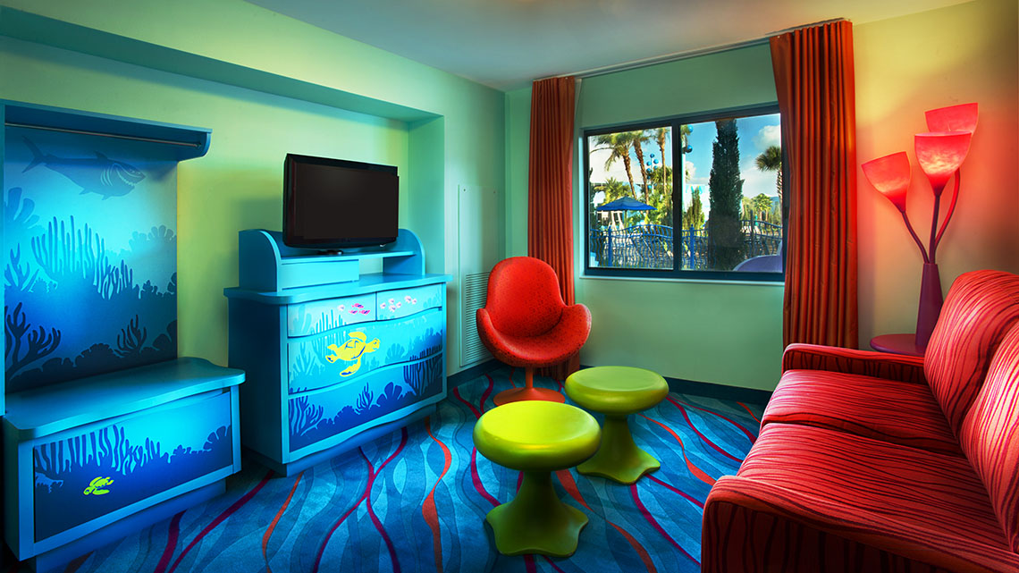 Disney S Art Of Animation Resort At Walt Disney World