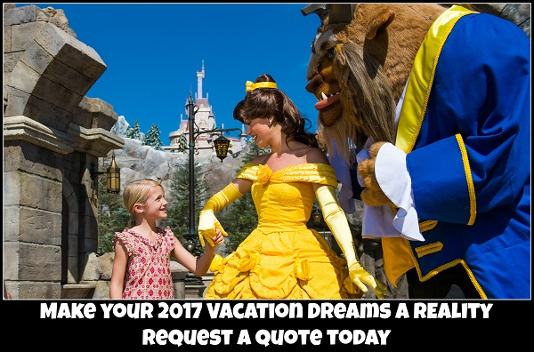 Walt Disney World 2017 Vacation Package Offer