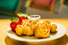 Walt Disney World - Disney Deluxe Dining Plan Details