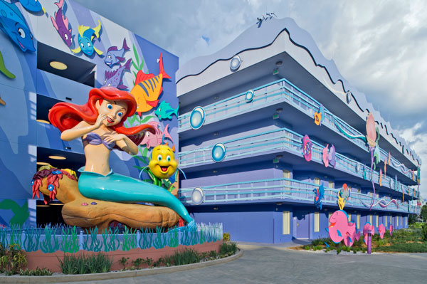Disney's Art of Animation Resort Rates and Seasonal Pricing