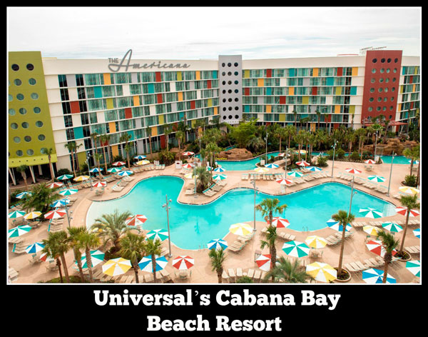 Universal's Cabana Bay Beach Resort at Universal Orlando Resort