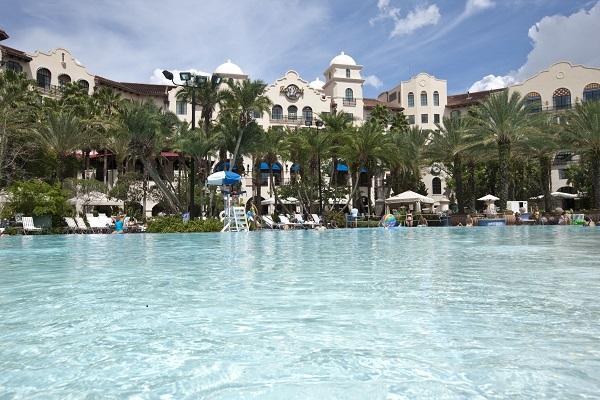 Pool at Hard Rock Hotel