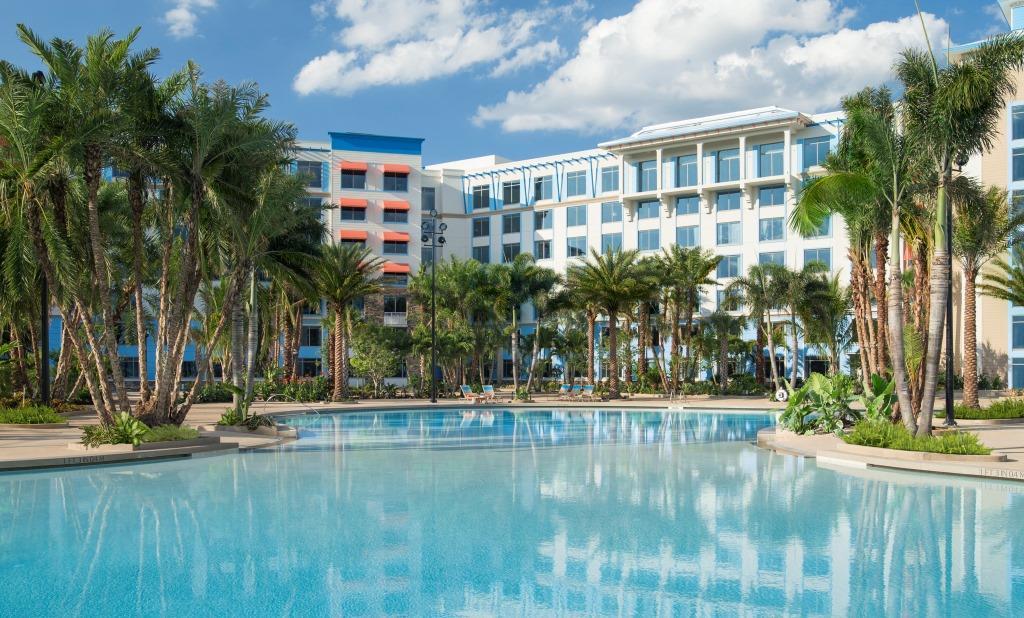 Loews Sapphire Falls Resort pool