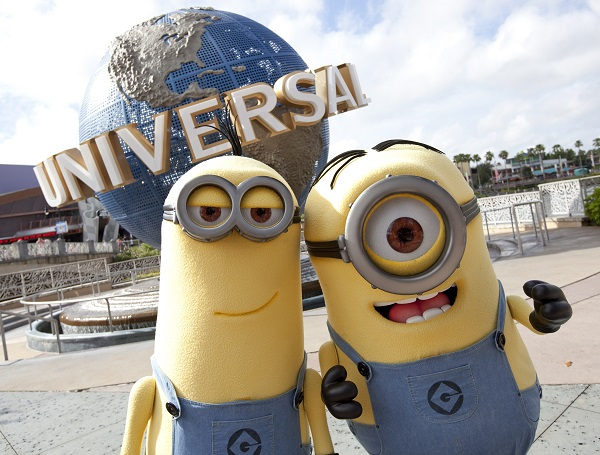 Jump into the Action of the Movies at Universal Orlando Resort theme parks