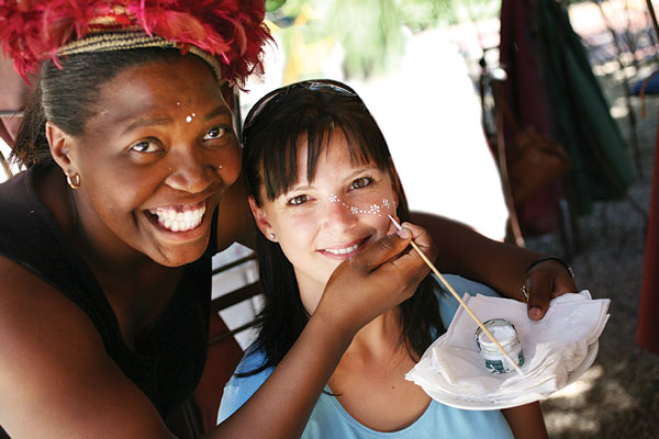 south-africa-face-painting