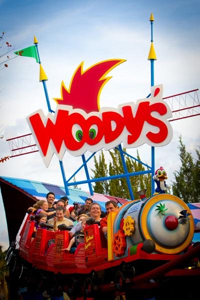 Universal Studios Woody Woodpecker's Kidzone