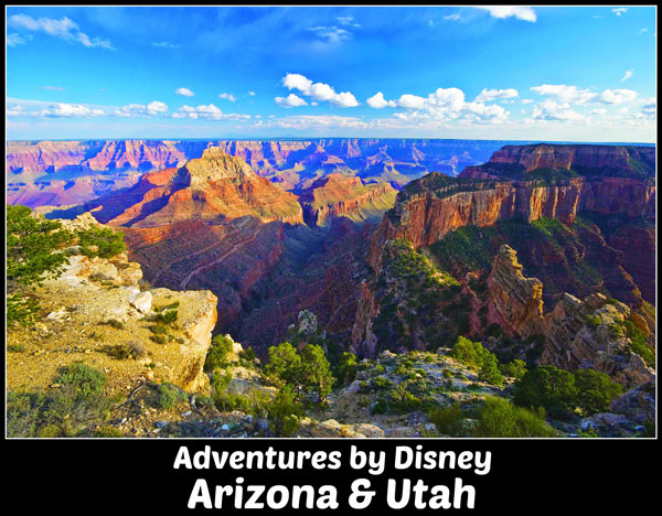 Adventures by Disney Arizona and Utah