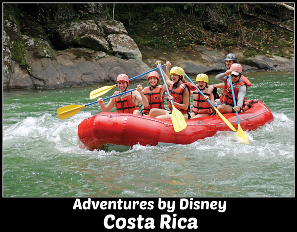 Adventures by Disney Costa Rica Vacation