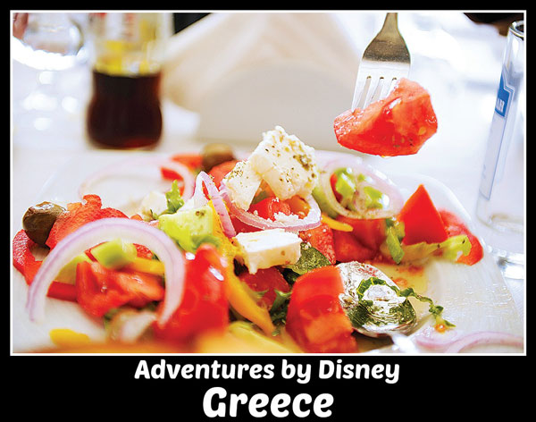 Adventures by Disney - Greece Family Vacations