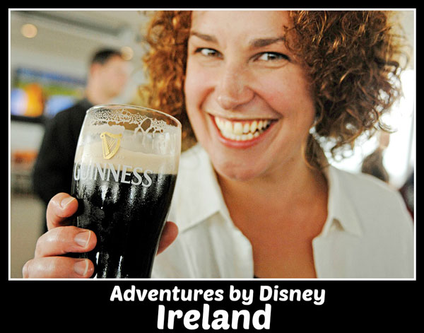 Adventures by Disney - Ireland Vacation
