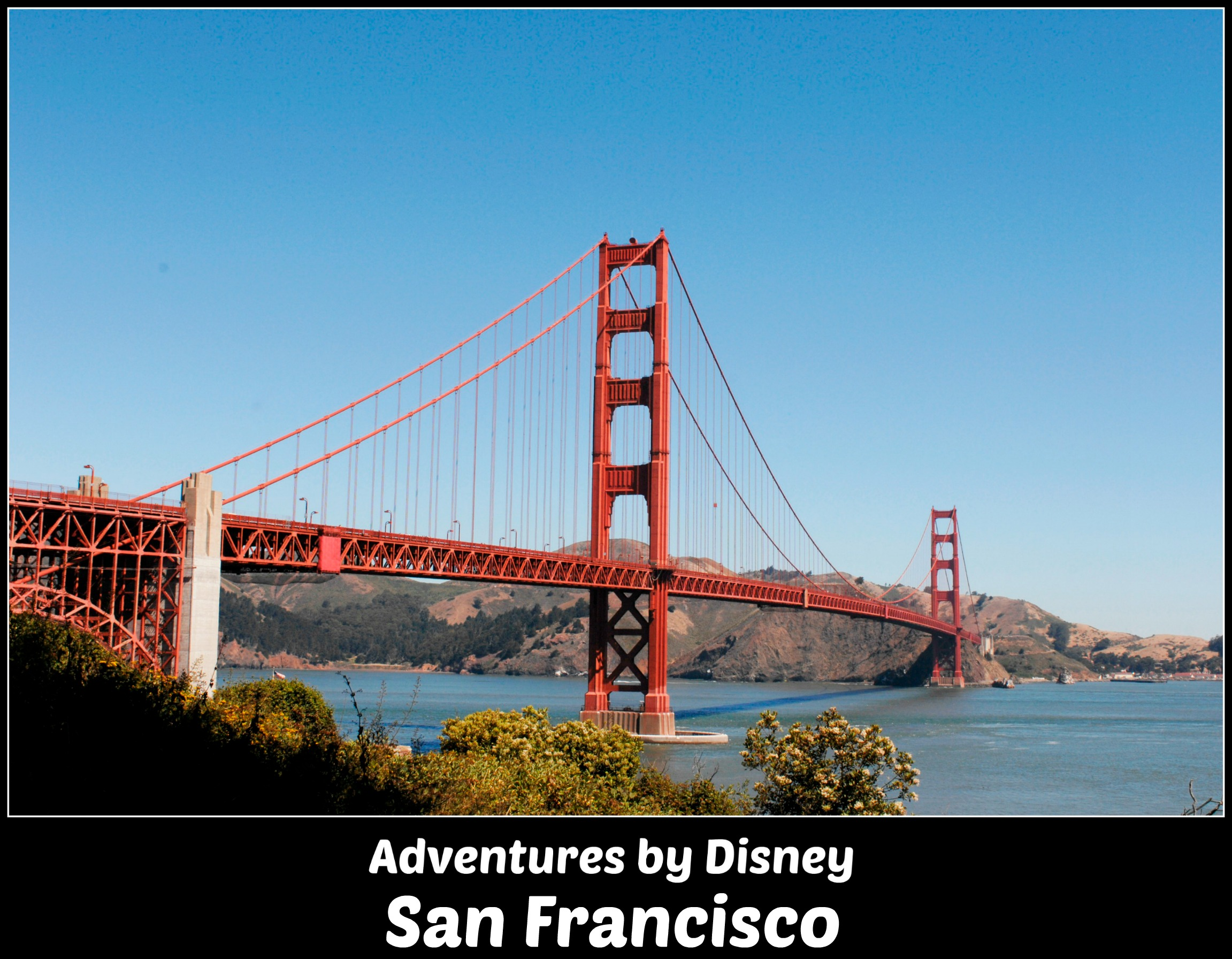 Adventures By Disney San Francisco Guided Tour
