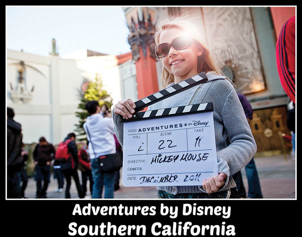 Adventures by Disney Disneyland and Southern California Vacation