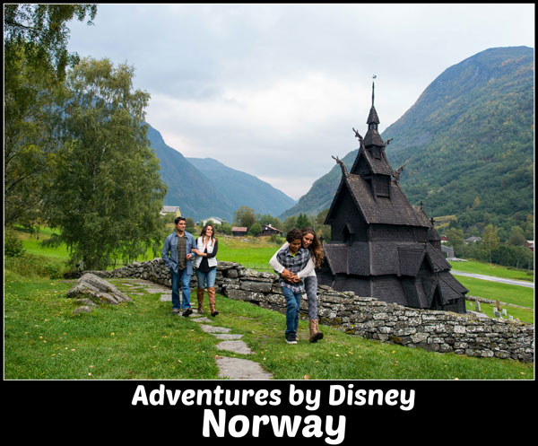 Adventures by Disney - Norway Vacations