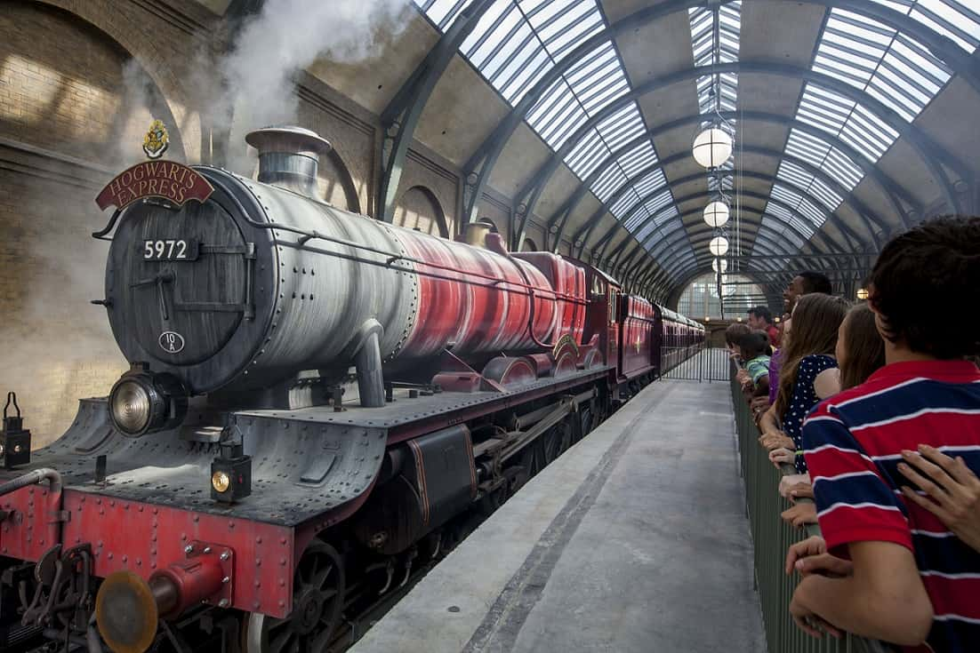 The Wizarding World of Harry Potter – Diagon Alley at Universal Orlando Resort.