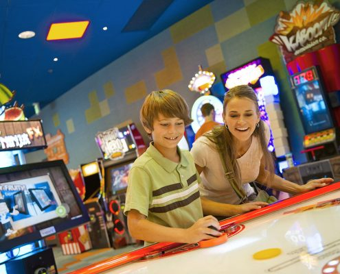 Arcade at Disney's Art of Animation Resort