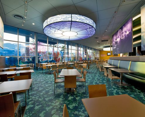 Landscape of Flavors – Quick Service Food Court
