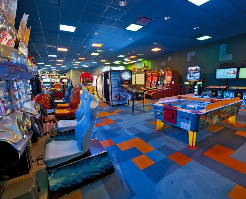 Disney's Art of Animation Resort Arcade