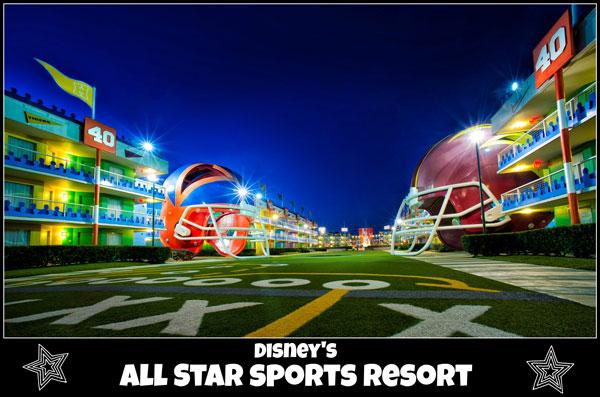 Disney's All-Star Sports Resort