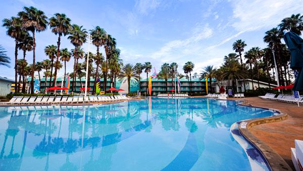 Disney's All Star Sports Resort Swimming Pool