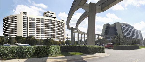 Rates at Bay Lake Tower at Disney's Contemporary Resort