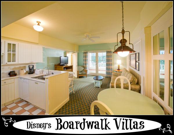 Disney S Boardwalk Villas The Magic For Less Travel