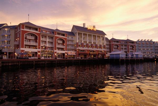 Rates at Disney's BoardWalk Villas