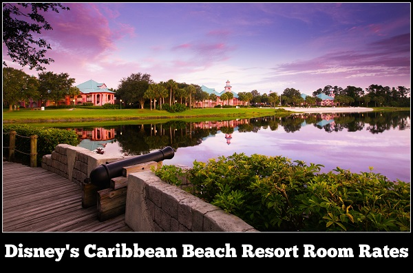 Disney's Caribbean Beach Resort Rates, Room Types, and Seasonal Pricing