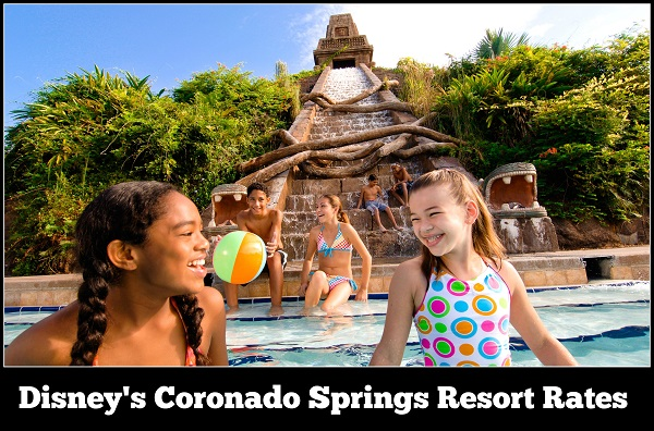 Disney's Coronado Springs Resort Rates, Room Types, and Seasonal Pricing