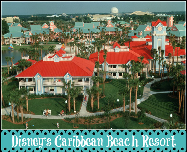9048b0e26 Disney s Caribbean Beach Resort - The Magic For Less Travel