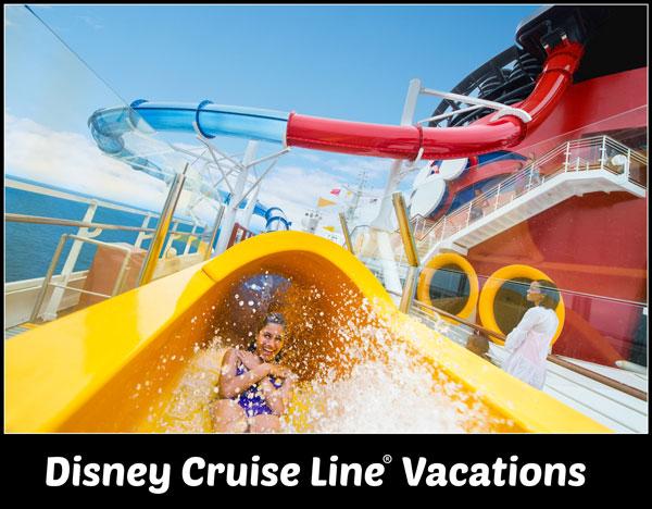 Disney Cruise Line Vacations