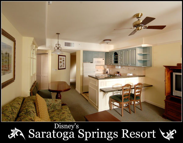 Disney S Saratoga Springs Resort And Spa The Magic For