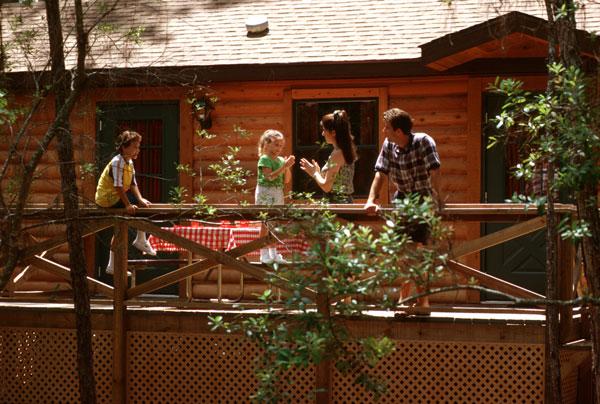 Disney's Fort Wilderness Resort Cabin