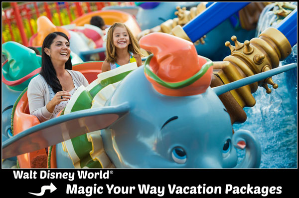 Walt Disney World Magic Your Way Packages