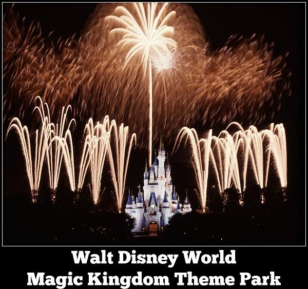 Magic Kingdom Theme Park at Walt Disney World Resort