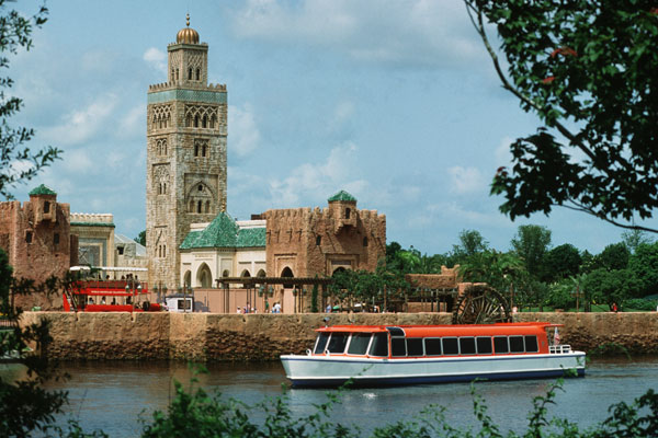 Morocco at Epcot's World Showcase