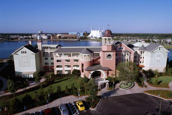 Rates at Disney's Saratoga Springs Resort
