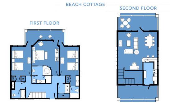 Three-Bedroom Grand Villa