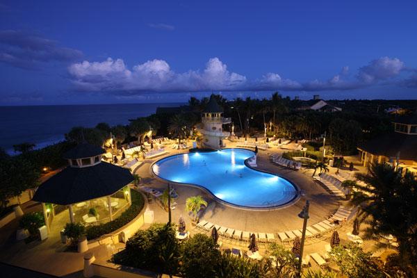 Swimming pool at Disney's Vero Beach Resort