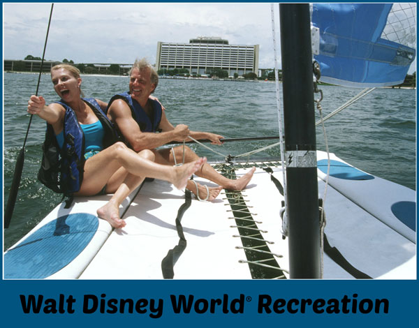 Walt Disney World Recreation